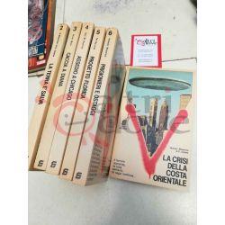 V Visitor serie completa 6 volumi Da 1 a 6    SIAD Edizioni Fantascienza