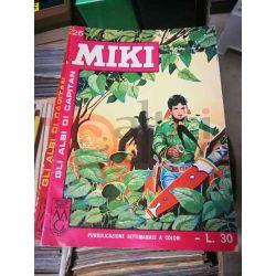 Gli Albi di Capitan Miki settimanale L.30 26    Casa Editrice Dardo Italiani