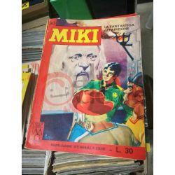 Gli Albi di Capitan Miki settimanale L.30 30    Casa Editrice Dardo Italiani