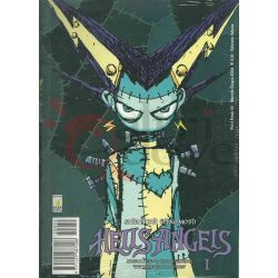 Hellsangels - Serie Completa 1-3  HIROMOTO Shinichi Point Break Star Comics Giapponesi