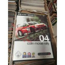 Colin McRae rally 04 per PC     CodeMasters PC Videogame