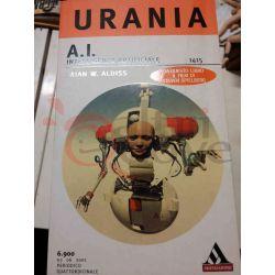 A.I. Intelligenza Artificiale 1415 ALDISS Brian W.  Urania Mondadori Fantascienza