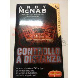 Controllo a distanza 177 McNABB Andy  Superpocket Longanesi & C. Avventura