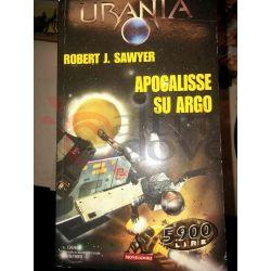Apocalisse su Argo 1369 SAWYER Robert J.  Urania Mondadori Fantascienza