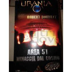 Area 51 - Minaccia Dal Cosmo 1364   Urania Mondadori Fantascienza
