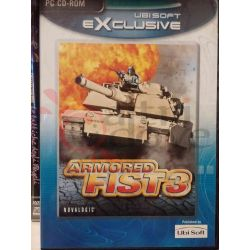 Armored Fists 3   Exclusive Ubi Soft PC Videogame