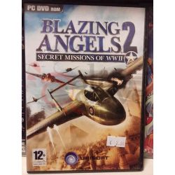 Blazing Angels 2 secret missions of WWII    TGMOnline Ubi Soft PC Videogame
