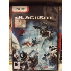 Blacksite     Midway PC Videogame