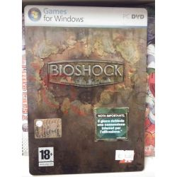 Bioshock - Metal Edition     Windows PC Videogame