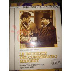 Le Inchieste del Commissario Maigret - Vol.1 1    Rai DVD