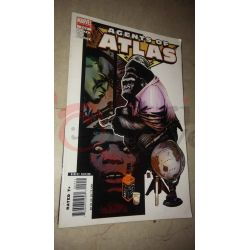 Agents Of Atlas 2    Marvel Comics Marvel Comics (inglese)