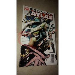 Agents Of Atlas 4    Marvel Comics Marvel Comics (inglese)