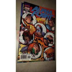 Alpha Flight 12    Marvel Comics Marvel Comics (inglese)