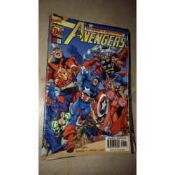 Avengers 1    Marvel Comics Marvel Comics (inglese)