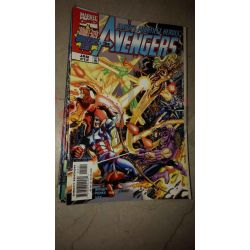 Avengers 12    Marvel Comics Marvel Comics (inglese)
