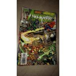 Avengers 16    Marvel Comics Marvel Comics (inglese)
