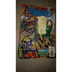 Avengers 18    Marvel Comics Marvel Comics (inglese)