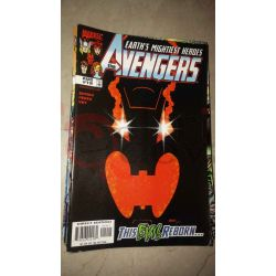 Avengers 19    Marvel Comics Marvel Comics (inglese)