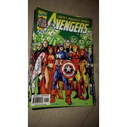 Avengers 25    Marvel Comics Marvel Comics (inglese)