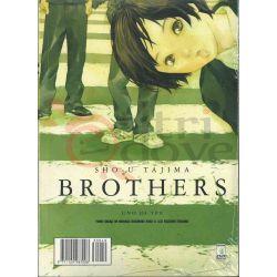 Brothers - Serie Completa 1-3  TAJIMA Sho-U Point Break Da 49 A 51 Star Comics Giapponesi
