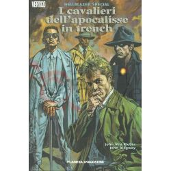 Hellblazer Special: I Cavalieri Dell'apocalisse In Trench 12  RIDGWAY John  Planeta Deagostini Vintage