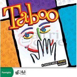 Taboo    Oggi Hasbro Boardgame