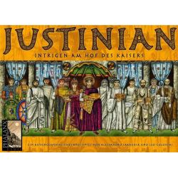 Justinian     Phalanx Games Boardgame