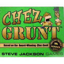 Chez Grunt     Steve Jackson Games Cardgame