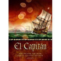 El Capitán     Z-Man Games Boardgame