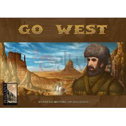 Go West     Phalanx Games Boardgame