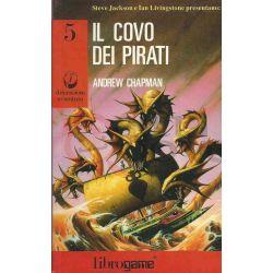 Il Covo Dei Pirati 5   Dimensione Avventura Ed. E. Elle-Trieste Librogame