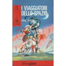 I Viaggiatori Dello Spazio 3   Dimensione Avventura Ed. E. Elle-Trieste Librogame