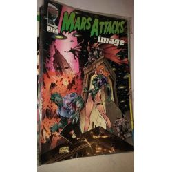 Mars Attack 1    Image Comics Varie (inglese)