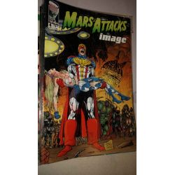 Mars Attack 4    Image Comics Varie (inglese)