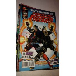 Codename: FIREARM 0    Malibu Comics Varie (inglese)