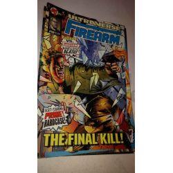 FIREARM 18    Malibu Comics Varie (inglese)