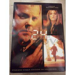 24 (Ventiquattro) - Stagione 5      DVD