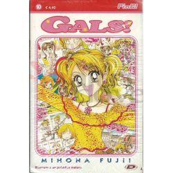 Gals! - Serie Completa 1-10  FUJII Mihona Pink! Dynit Srl Giapponesi