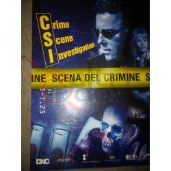 C.S.I - Crime Scene Investigation - Stagione 1 13-23     DVD
