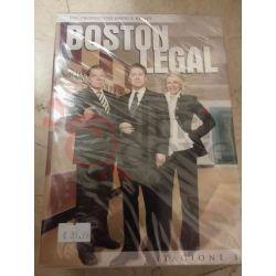 Boston Legal - Stagione 3      DVD