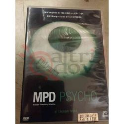 MPD PSYCHO vol.2     Dolmen DVD