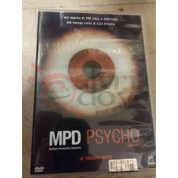 MPD PSYCHO vol.1     Dolmen DVD