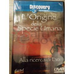L'origine della specie umana - Alla ricerca di Eva    Discovery Channel  DVD
