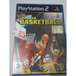 Kidz Sports Basketball    Pal data design interactive Playstation 2