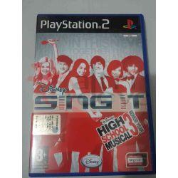 Disney iSing I:- High School Musical : Senior Year3    Pal Disney Playstation 2