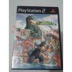 Godzilla: Save the Earth    Pal  Playstation 2