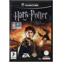 Harry Potter - E il Calice di Fuoco    Pal Nintendo Gamecube