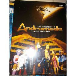 Andromeda dvd box Stagione Prima parte 1    MHE DVD