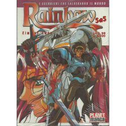 Rainbow - Serie Completa 1-5    Panini Comics Giapponesi