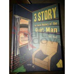 3 Story - The secret history of a giant man  Matt Kindt    Americani